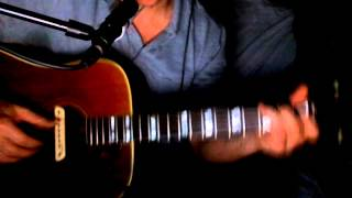 A letztes Liad ~ Georg Danzer ~ Cover Interpretation ~ Akustikgitarre Gibson Hummingbird 1964