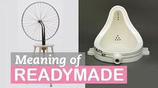 How the Readymade Revolutionized Art | Art Terms | LittleArtTalks thumbnail