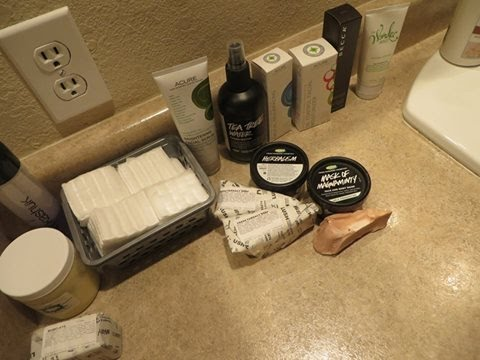 Weekly Facial: Combination Skin Care Routine (Update)