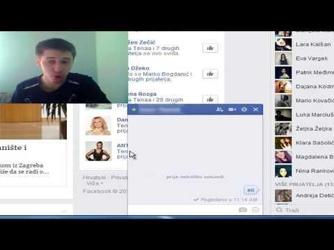 Kako upoznati djevojku preko facebooka
