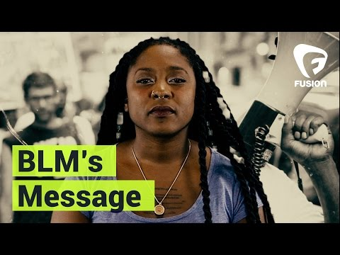 Black Lives Matter (BLM) Has a Message You Don't Hear