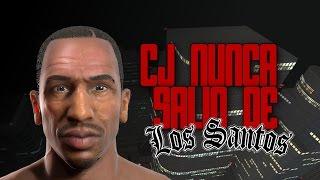 Gta Sa | Cj Nunca Salio De Los Santos (Loquendo) [CreepyPasta + Teoria]