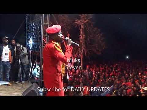 Engule - Bobi wine ( brand new song release at Kyarenga concert) Newugandan music videos 2018