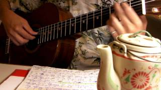Tạ Ơn Em. Giữ Đời Cho Nhau. Từ Công Phụng, 1970. Thơ : Du Tử Lê. Trémolo Guitar
