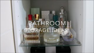 Bathroom Storage Ideas Featuring Ikea Fullen Series | Pinay Yotuber in Kuwait