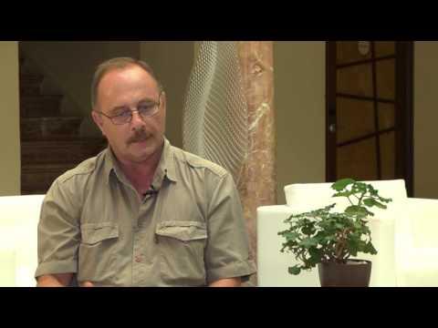 Entrevista a Antonio del Castillo. 2016