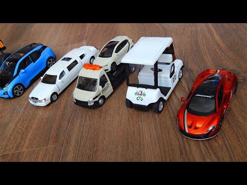 Машинки игрушки Город машинок 313: Виды Авто - Мультики для детей видео Mirglory