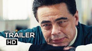 ESCAPE AT DANNEMORA Official Trailer (2018) Benicio Del Toro, Paul Dano Series HD