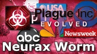 Plague Inc: Evolved - Neurax Worm Walkthrough (Mega Brutal)