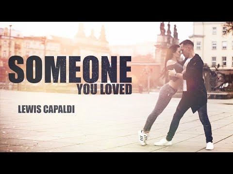 "Lewis Capaldi  ""Someone You Loved"" DJ Tronky Bachata Version - Bachata meets Zouk Ania & Pawel"