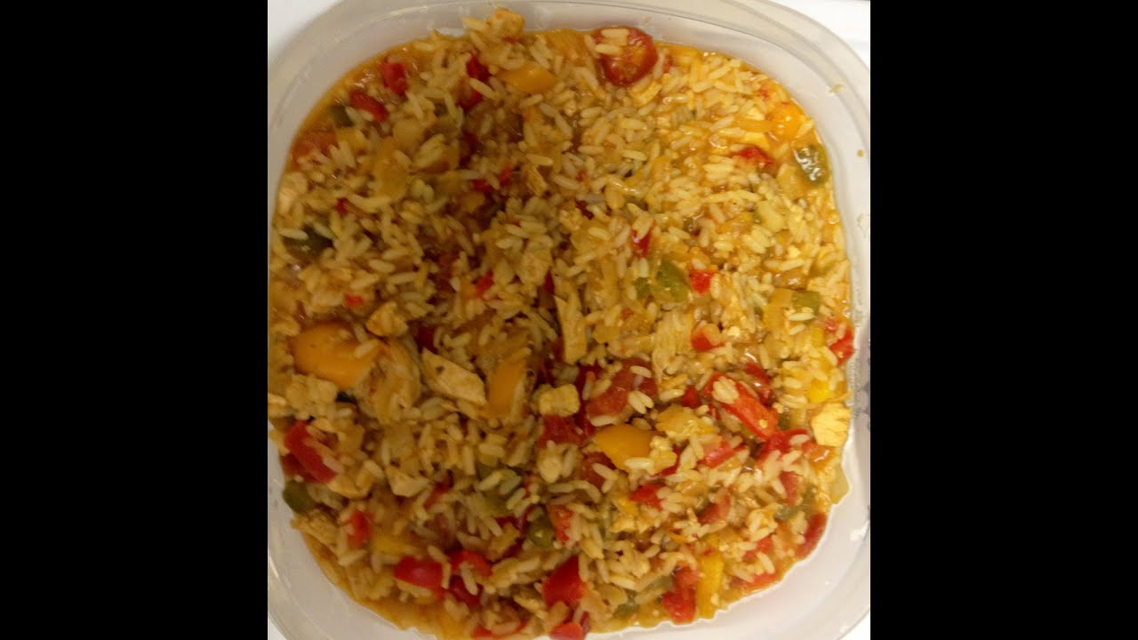 Weight Watchers Friendly Quick And Easy Jambalaya Recipe 4 Points