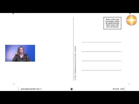 Instructiefilmpje Paasgroetenactie