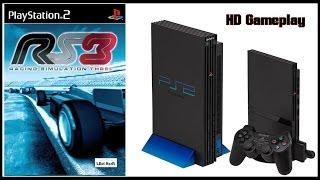 Racing Simulation 3 (PS2)(2003) Gameplay (HD)