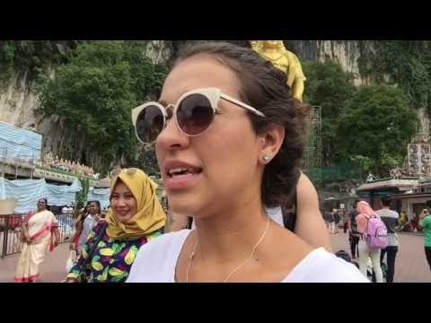 Conhecendo a Malásia - Kuala Lumpur