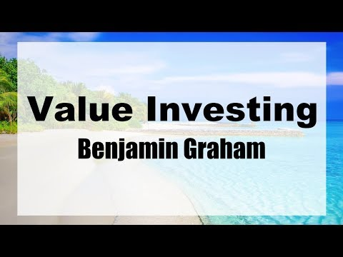Value Investing Benjamin Graham Hindi