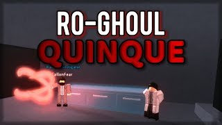 Ro-Ghoul - Where/How to Buy Quinque/Sword ! CCG (Roblox)