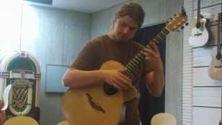 Thomas Leeb - Desert Pirate - Acoustic Guitar Tapping