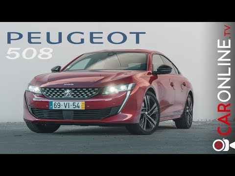 PEUGEOT 508 | Por ISTO que é CARRO do ANO 2019 [Review Portugal]