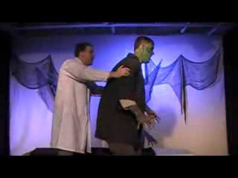 Shooting Star Theatrics' YOUNG FRANKENSTEIN Preview