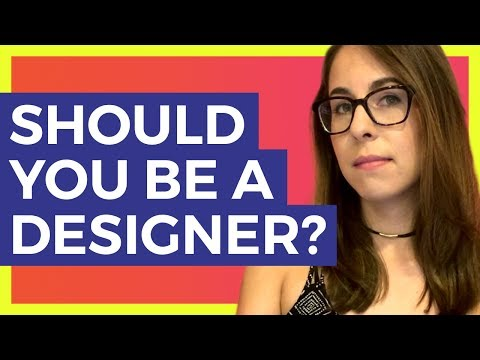 Should You Become a Graphic Designer? Is design right for you? Pros & Cons, What to Expect, & more!