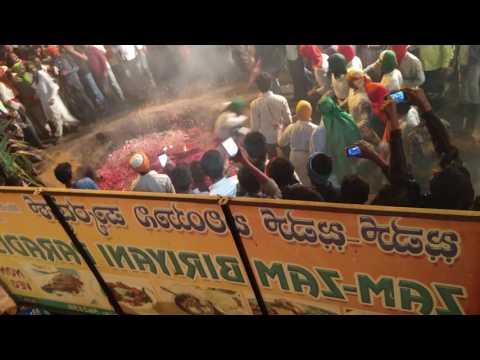 Moharram in ramnagaram karnataka
