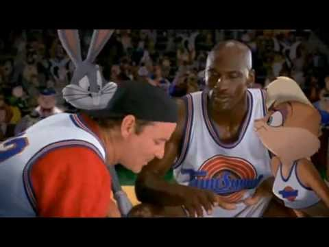 Bill Murray - I don't play defense (Space Jam)