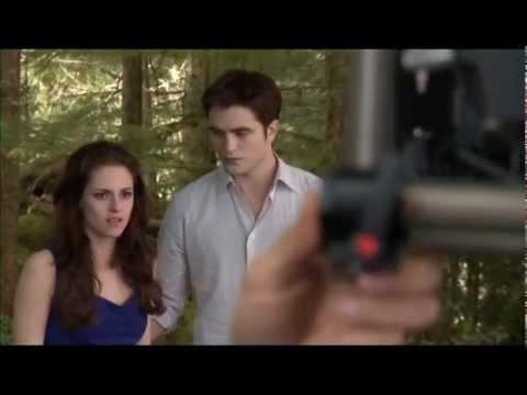 Как снимают сумерки 4 рассвет сериал бой с тенью 3 актеры