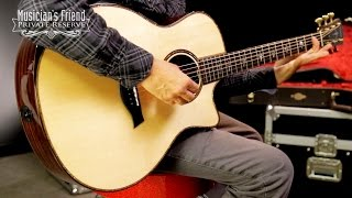 Taylor John Petrucci Artists Choice 916ce Grand Symphony Acoustic-Electric Guitar