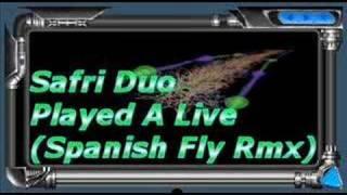 Safri Duo - Played Alive - Spanish Remix