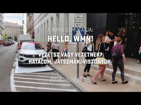 Vezetsz vagy vezetnek? - Hello WMN 2018 június 18 teljes videó