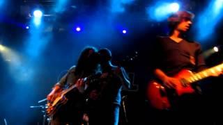 NONNO - DESIERTO / MALDICIÓN (con Juanjo Melero) Directo en Caracol