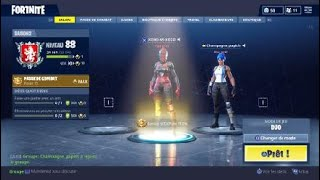 #TUTO how to have a FREE character on FORTNITE