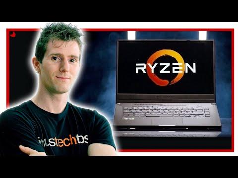 AMD Is Crushing Intel in Laptops Too?? - ASUS Zephyrus GA502 Review