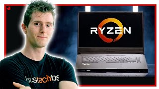 AMD Is Crushing Intel in Laptops Too?? - ASUS Zephyrus GA502 Review