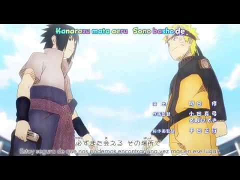 Naruto Shippuden Ending 39 - Sub Español -
