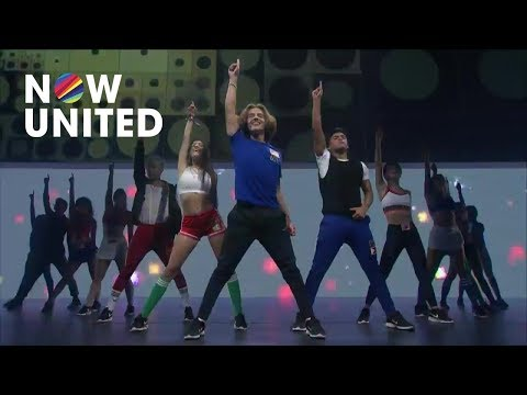 Now United - All Day (Live Performance at SAP Sapphire Now in Orlando, USA)