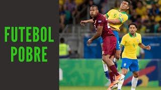 Tite é a maior decepção na seleção brasileira, sem Neymar, nesta Copa América