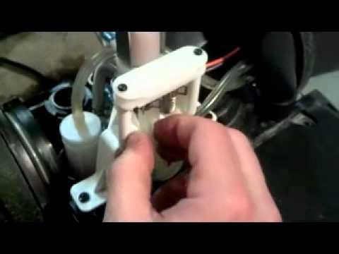 bissell proheat 2x hose diagram 1998 chevy cavalier engine 9400 05321c won t spray fix youtube