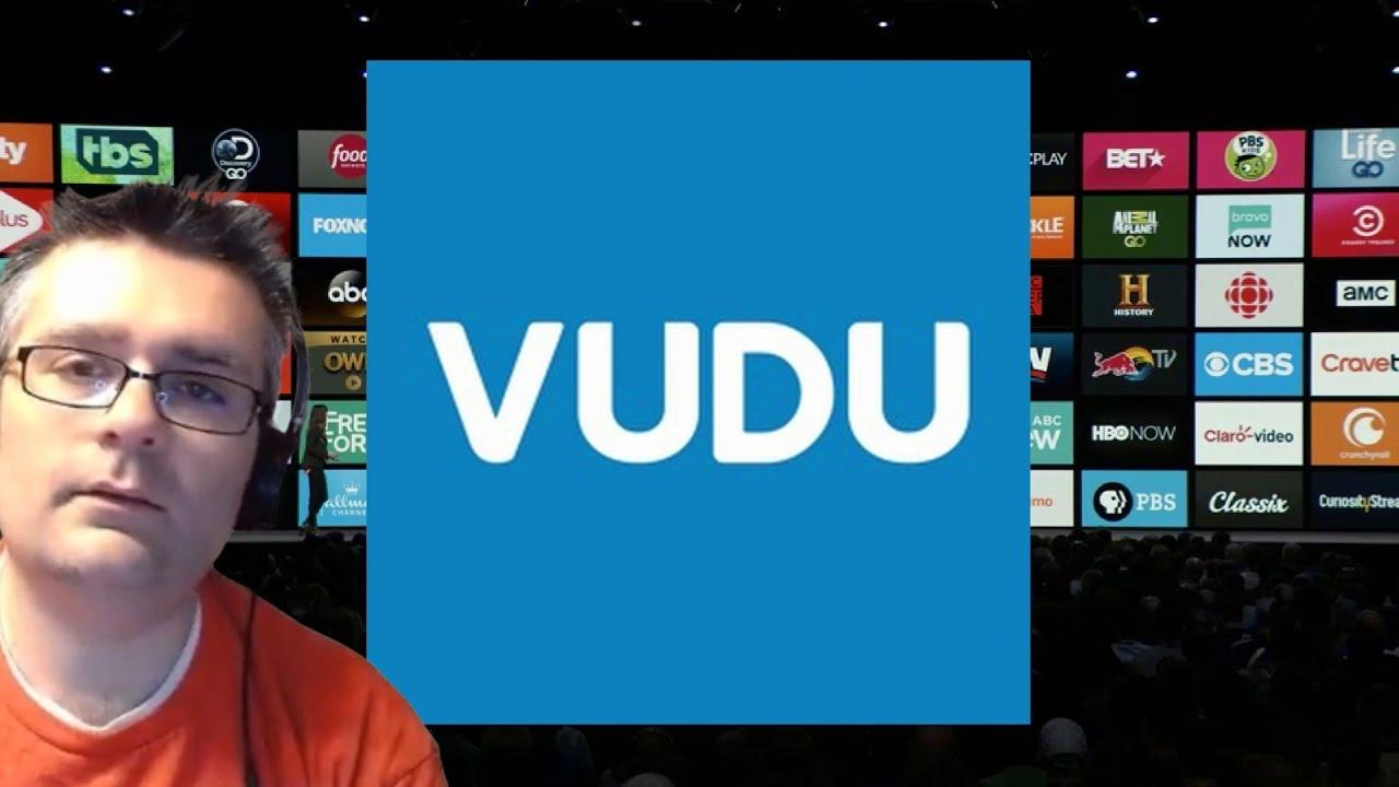 Download Let's Talk Streaming: VUDU