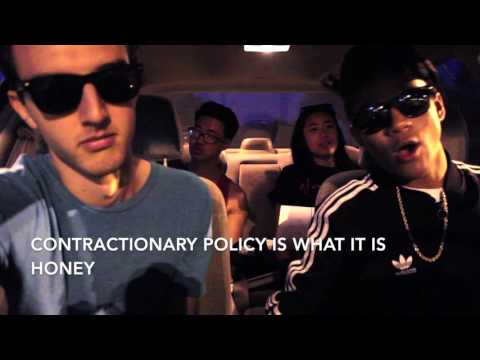 AP Economics Fiscal Policy Music Video- Gold Digger