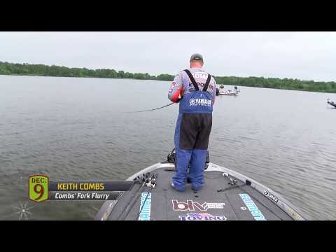 Keith Combs Gets Right In A Hurry At Lake Fork