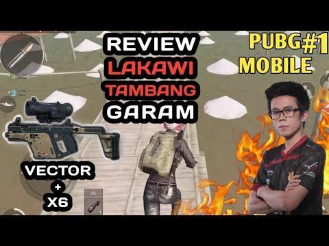 download VECTOR X6 MEDIUM RANGE SESAKIT APA SIH ?? - PUBG MOBILE INDONESIA