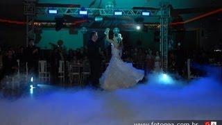 Valsa de casamento Coreografada - Solange e Luciano - Valsa dos Sonhos (Wedding Waltz)