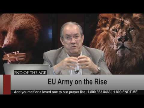 European Super Army | End of the Age with Irvin Baxter