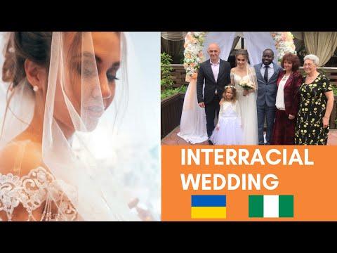 VLOG 1 - INTERRACIAL WEDDING (UKRAINE/NIGERIA)