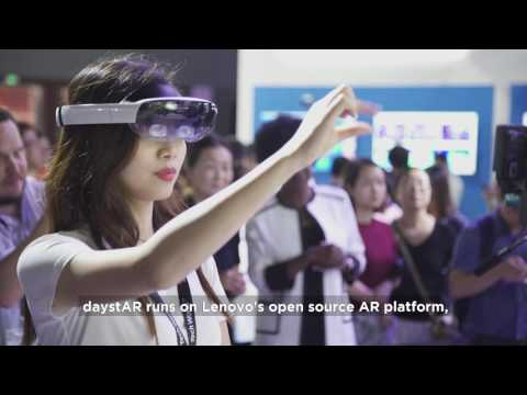 daystAR All-In-One AR Headset