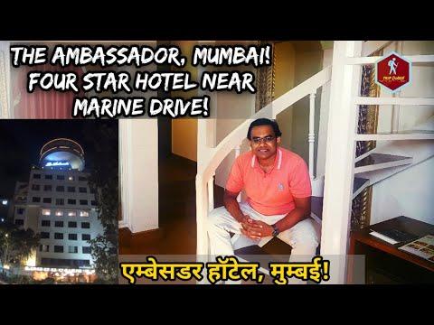 The Ambassador Mumbai  Hotels In South Mumbai  Luxury Hotels Near Marine Drive  Revolving Restaurant