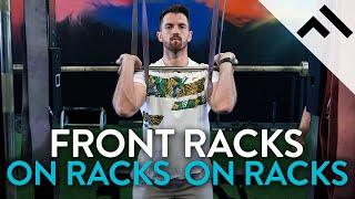 Fix Your Front Rack & Improve Your Front Squat Position