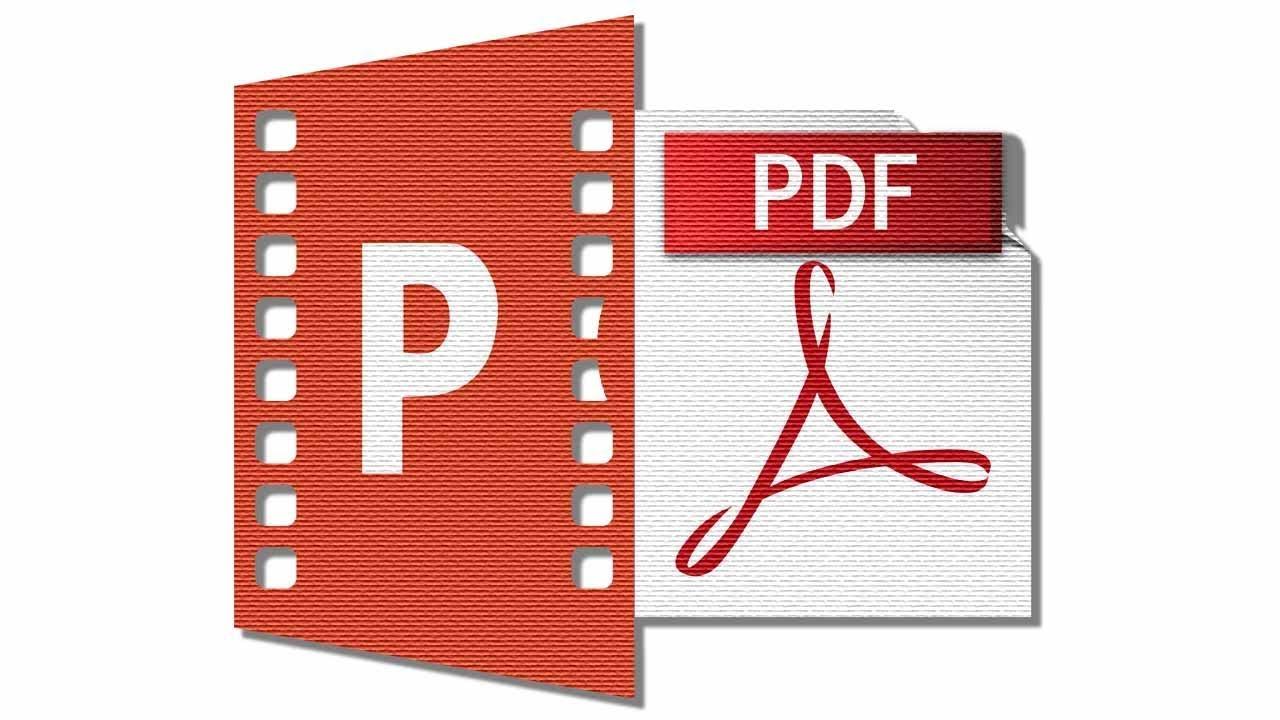 تحويل ملف pdf الى بوربوينت مجانا