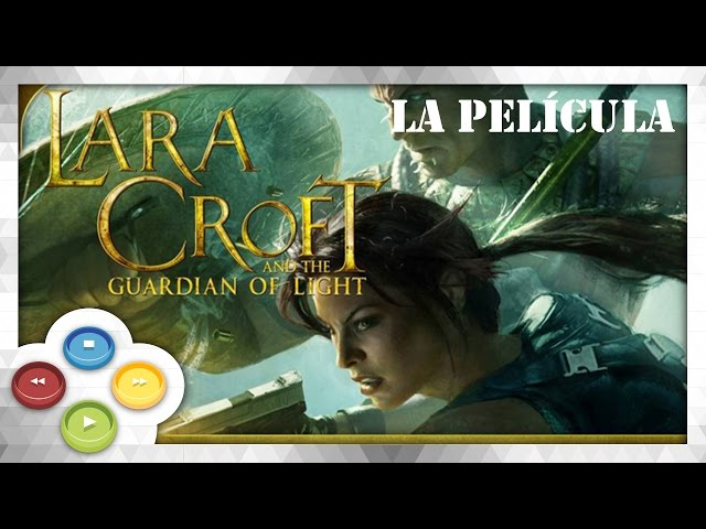 Lara Croft and the Guardian of Light Pelicula Completa Español Travel Video